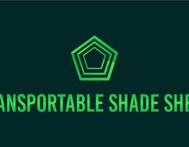 #90 for Design a Logo for Transportable Shade Sheds by kamilasztobryn