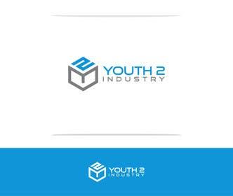 Nro 10 kilpailuun Design a Logo for School Program - Youth2Industry käyttäjältä ydgdesign