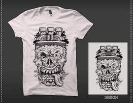 calandosantos tarafından Incorporate New Feature Into Artwork for T Shirt için no 10