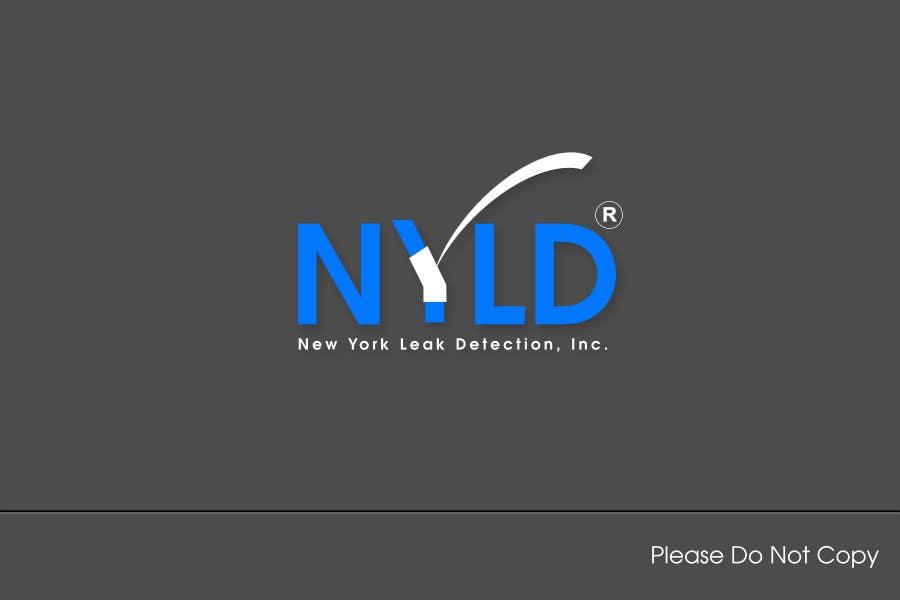 Inscrição nº 1 do Concurso para Logo Design for New York Leak Detection, Inc.
