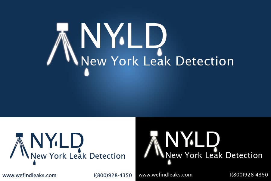 Proposition n°                                        128                                      du concours                                         Logo Design for New York Leak Detection, Inc.