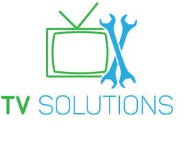 "#38 for Design a Logo for a company called ""TV Solutions"" af MaciekProstak"
