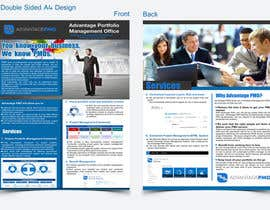 #7 para Design a Brochure for our start up professional services company por stylishwork