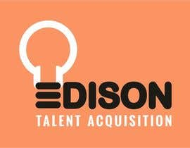 #5 untuk Design a flat logo for Edison Talent Acquisition (Web Design Recruitment). Think inventions crossed with monopoly! oleh manfredslot