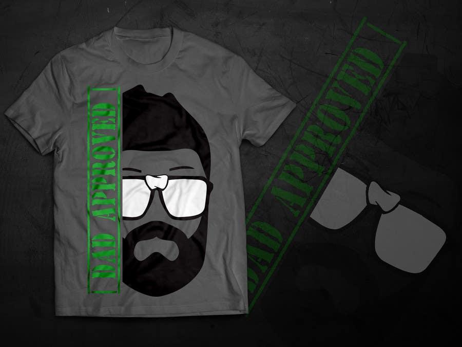Bài tham dự cuộc thi #34 cho Original Unique Father's Day T-Shirt Design