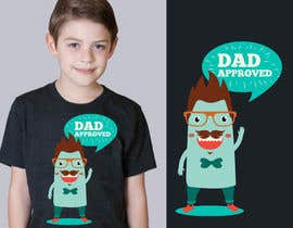#32 for Original Unique Father's Day T-Shirt Design af UsagiP