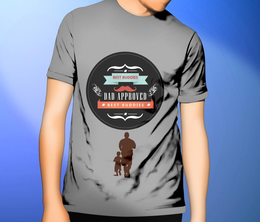 Bài tham dự cuộc thi #38 cho Original Unique Father's Day T-Shirt Design
