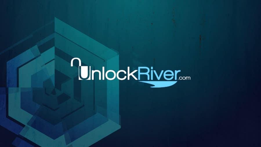 Kilpailutyö #17 kilpailussa Create an animated video Introduction - 4 seconds long for UnlockRiver