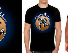 #85 untuk Design a T-Shirt for PaintBall.com oleh GraphXFeature