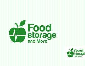 #20 para Design a Logo for a Food Storage Website por neXXes