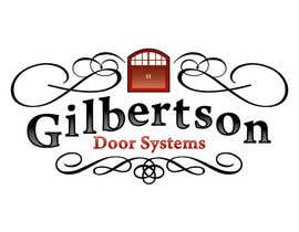 #16 cho Design a Logo for Gilbertson Door Systems bởi gazraet