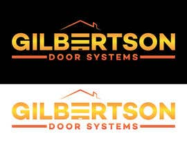 #39 cho Design a Logo for Gilbertson Door Systems bởi umamaheswararao3