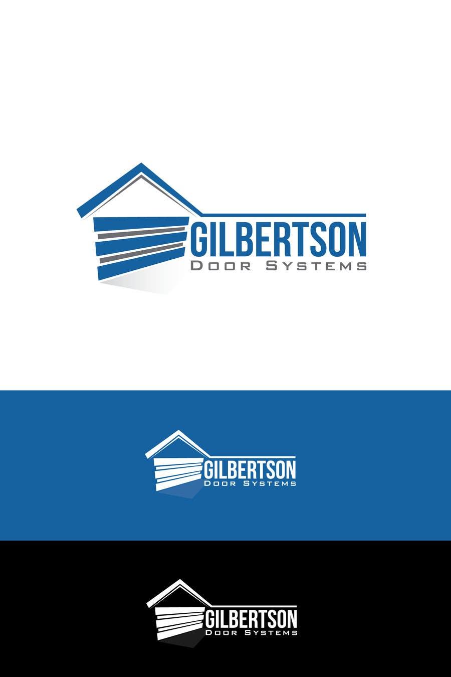 Kilpailutyö #7 kilpailussa Design a Logo for Gilbertson Door Systems