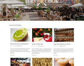 mabia tarafından Design a Website Mockup for retail food company için no 41