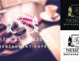 "#69 untuk Diseñar un logotipo para Restaurant Café ""The Backyard"" oleh emaant"