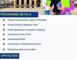 #53 untuk Design an Advertisement for Oxford Institute oleh frndgargi