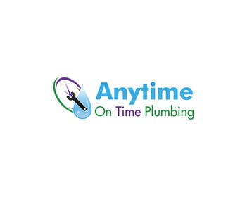 feroznadeem01 tarafından Design a Logo for Anytime On Time Plumbing için no 18
