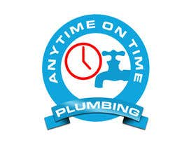 #1 untuk Design a Logo for Anytime On Time Plumbing oleh joleopagutayao