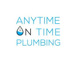 strezout7z tarafından Design a Logo for Anytime On Time Plumbing için no 21