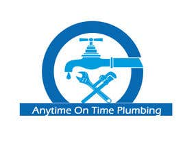 damjanp1 tarafından Design a Logo for Anytime On Time Plumbing için no 7