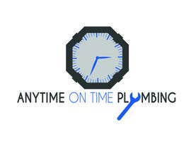#10 untuk Design a Logo for Anytime On Time Plumbing oleh jeffcurlew