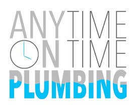 MaddogCreative tarafından Design a Logo for Anytime On Time Plumbing için no 11