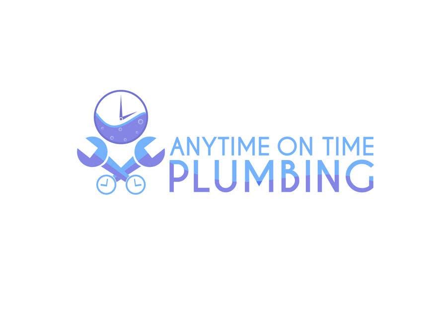 Inscrição nº 30 do Concurso para Design a Logo for Anytime On Time Plumbing