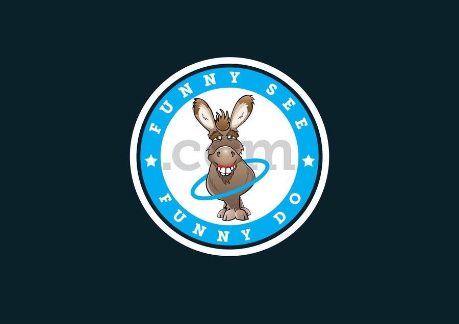 Kilpailutyö #54 kilpailussa Design a Logo for FunnySeeFunnyDo.com