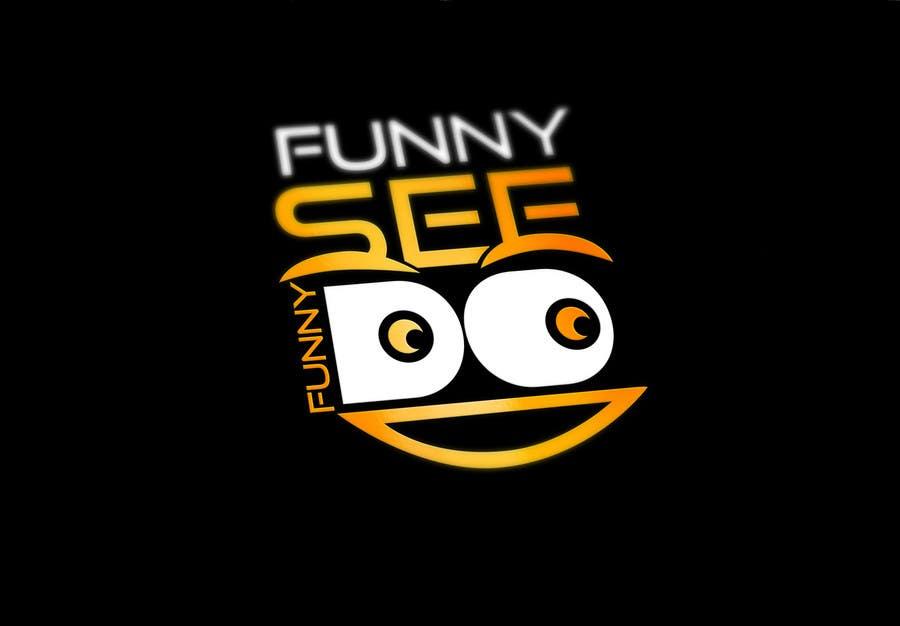 Kilpailutyö #39 kilpailussa Design a Logo for FunnySeeFunnyDo.com