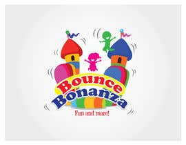 #102 for Design a Logo for Bounce Bonanza by leovbox