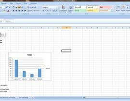 #20 cho Do some Excel Work for Company to manage inventory bởi ChatterjeeA