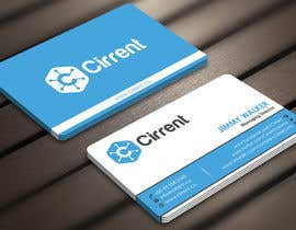 #25 untuk Design some Business Cards for Cirrent.co oleh Derard
