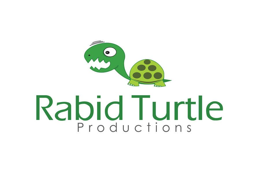 Contest Entry #                                        114                                      for                                         Logo Design for Rabid Turtle Productions