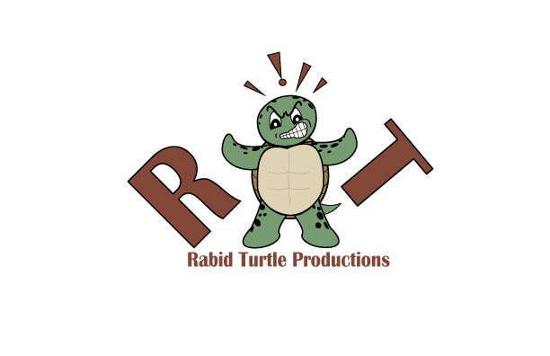 Contest Entry #                                        126                                      for                                         Logo Design for Rabid Turtle Productions