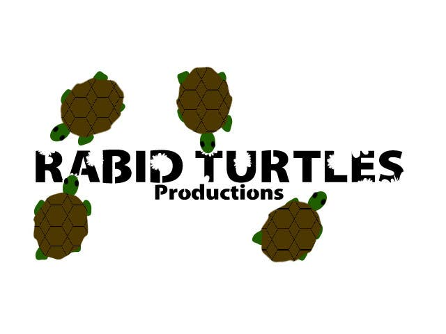 Contest Entry #                                        62                                      for                                         Logo Design for Rabid Turtle Productions