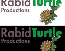 #144 for Logo Design for Rabid Turtle Productions av LynnN