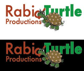 Contest Entry #                                        141                                      for                                         Logo Design for Rabid Turtle Productions