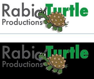 Penyertaan Peraduan #138 untuk Logo Design for Rabid Turtle Productions