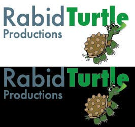 Contest Entry #                                        143                                      for                                         Logo Design for Rabid Turtle Productions