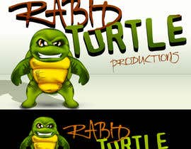#146 for Logo Design for Rabid Turtle Productions by VPoint13