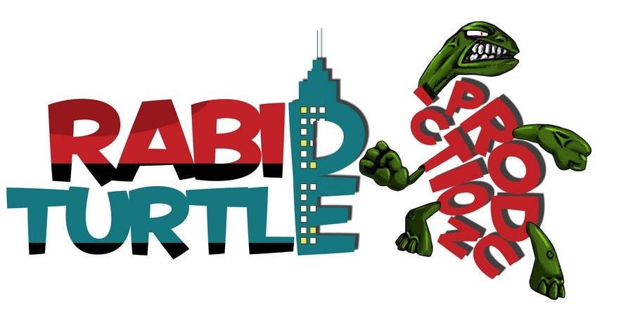 Конкурсная заявка №145 для Logo Design for Rabid Turtle Productions