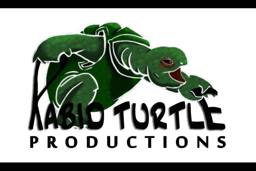 Конкурсная заявка №136 для Logo Design for Rabid Turtle Productions