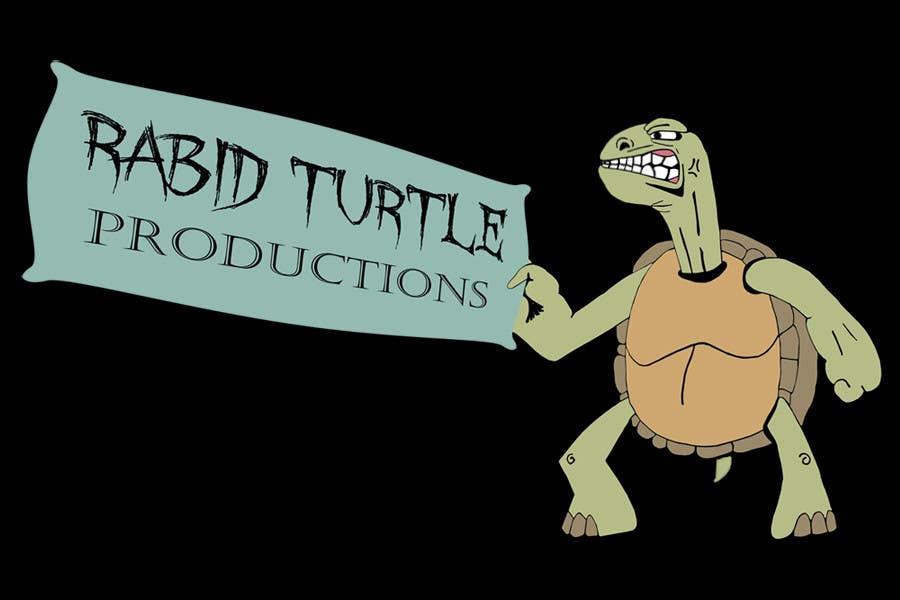 Contest Entry #                                        99                                      for                                         Logo Design for Rabid Turtle Productions