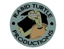 #133 pentru Logo Design for Rabid Turtle Productions de către NatalieF44