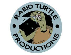 #137 pentru Logo Design for Rabid Turtle Productions de către NatalieF44