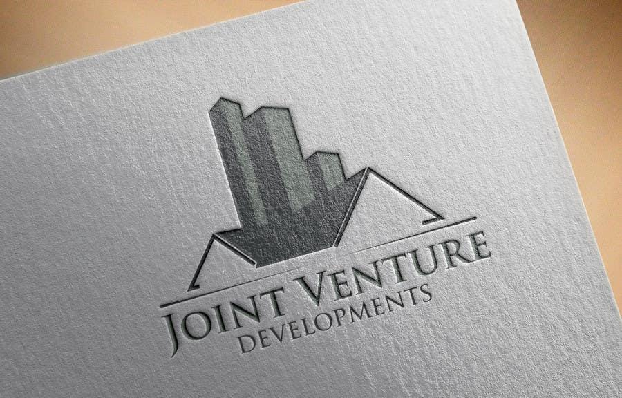 Kilpailutyö #32 kilpailussa Design a Logo for Joint Venture Developments Pty ltd