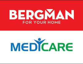 #11 for Logo design for BERGMAN MEDICARE af iakabir