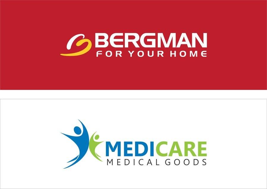 Bài tham dự cuộc thi #23 cho Logo design for BERGMAN MEDICARE