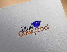 "indunil29 tarafından Design a Logo for our ""Blue Cow Global"" için no 15"