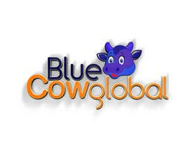 "indunil29 tarafından Design a Logo for our ""Blue Cow Global"" için no 269"
